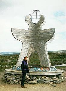 Tagesbild: Am Polarkreis - Norwegen