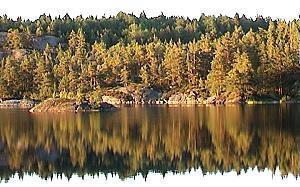 Tagesbild: Am Skarvatn - Norwegen