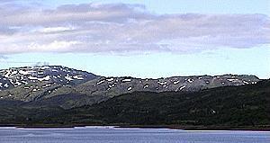 Tagesbild: Landschaft am Bergsvatnet - Norwegen