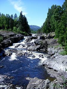 Tagesbild: Am Skorva - Norwegen